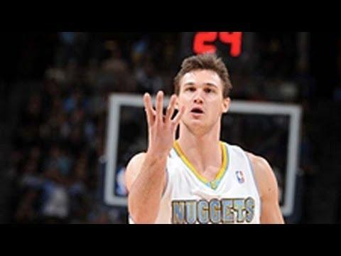 Epic - Danilo Gallinari's Epic Basketball Shot