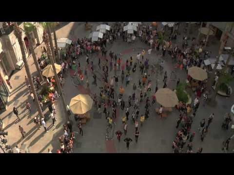 Flash Mob America - Official Haiti Flash Mob - Hollywood