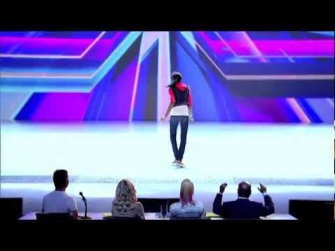 Awesome - Diamond White Impresses The X Factor Judges