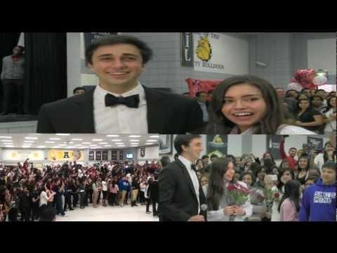 Cute - High School Suit And Tie Song Promposal