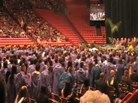 Flash Mob - Eastwood High School Graduation Flash Mob