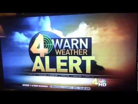 WTF - Demon On WSMV Weather Intro