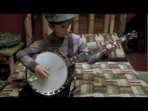 Awesome - Jonny Mizzone Plays How Mountain Girls Can Love On A Banjo