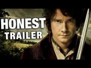 Honest Hobbit An Unexpected Journey Movie Trailer