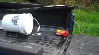 Guy Dumps Garbage Illegally And Gets Instant Karma