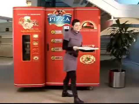 Epic - Pizza Vending Machine