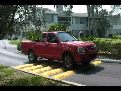 FAIL - Ridiculous Number Of Speed Bumps