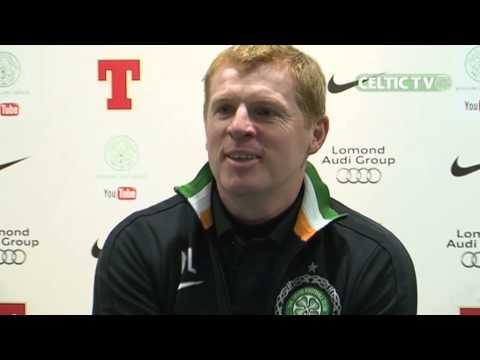 Jokes - Neil Lennon Answers The Reporter's Phone