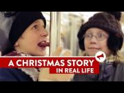 A Christmas Story Movie In Real Life Prank