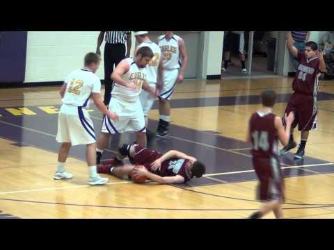FAIL - Worst Fouls By Connell Basketball Players