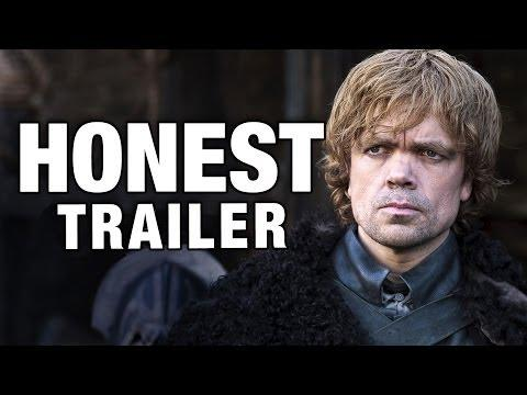 Honest Game Of Thrones TV Show Trailer