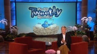 Instagram Workout Tweet Shared By Ellen