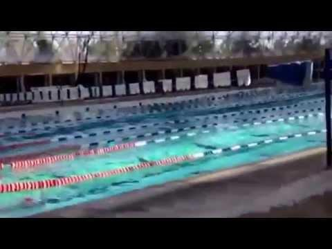 See What Happens To Swimming Pool During 7.2 Magnitude Earthquake In Mexico