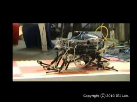 Awesome - Hopping Robotic Dog