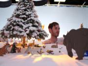 Making Of The Bear And The Hare John Lewis Ad