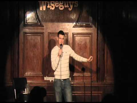 Jokes - Craziest Guy's Laugh Makes Comedian Laugh