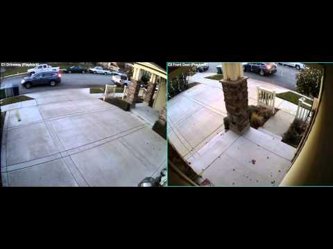FAIL - Woman Steals Package From House