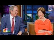 Former American President George W Bush On Jay Leno - Part 3