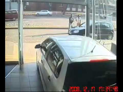 FAIL - How NOT To Drive A Brand New Car