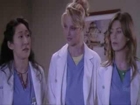 Funny Scenes From Grey's Anatomy - Part 4