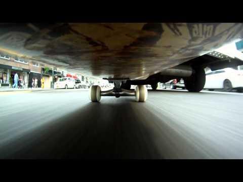 Amazing - Camera Under Skateboard Records NYC Ride
