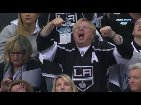 Hardcore Los Angeles Kings Fan