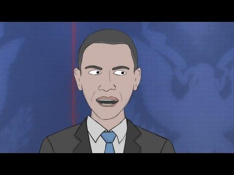 Jokes - American Presidential Debate 2012