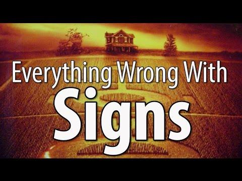 Movie Mistakes From Signs By M Night Shyamalan