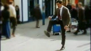 Mr Bean's Shoe Problem