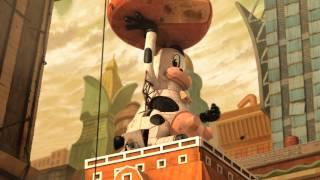 The Scarecrow Short Animated Film