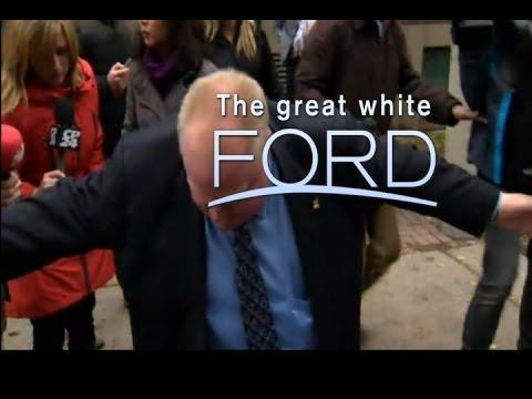 Funny The Great White Ford Nature Documentary Spoof By Jimmy Kimmel