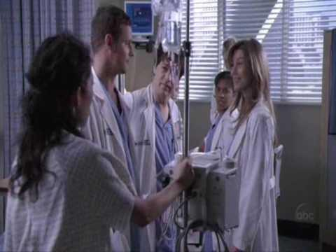 Funny Scenes From Grey's Anatomy - Part 3