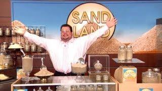 Call The Sand Man To Get Some Sand Parody
