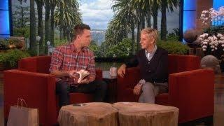 Justin Flom's Awesome Magic On Ellen