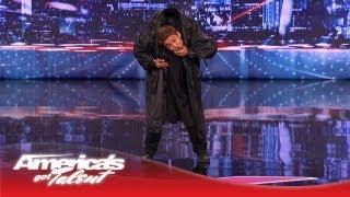 Kenichi Ebina Impresses The America's Got Talent Judges