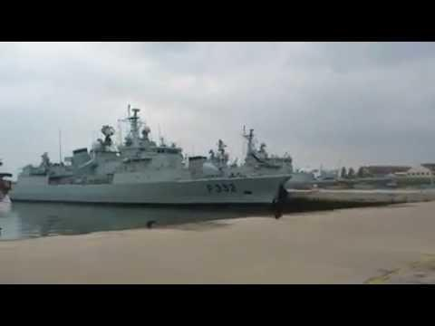 Portuguese Navy's Drone Launch Fail