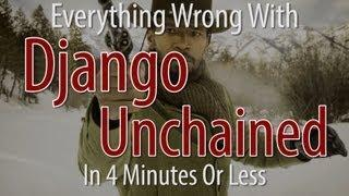 Movie Mistakes From Django Unchained