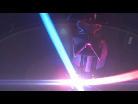 Cool - First Person Light Saber Fight