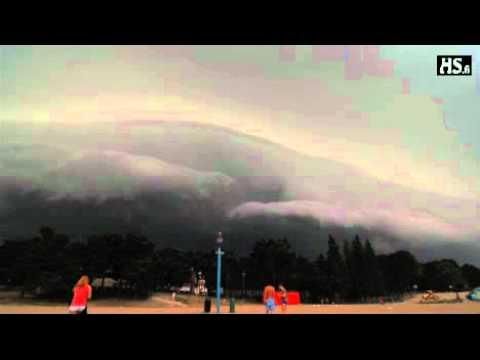 Scary - Storm Front Formation Scares People