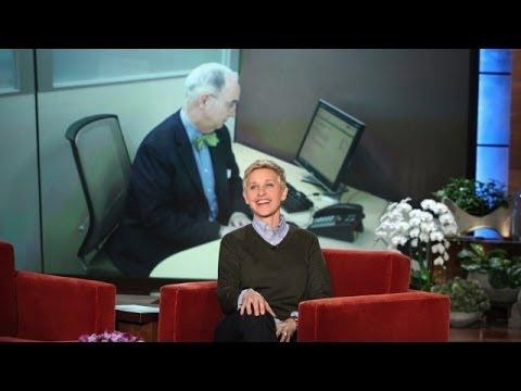 Ellen Gets An Accountant To Prank His Clients