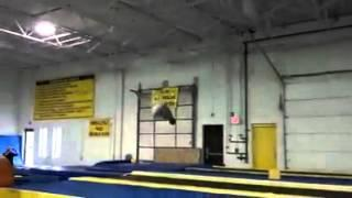 Epic Gymnastic Flip