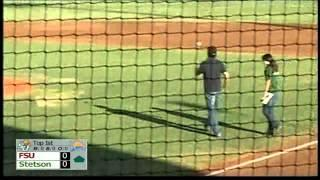 Worst First Baseball Pitch Ever FAIL