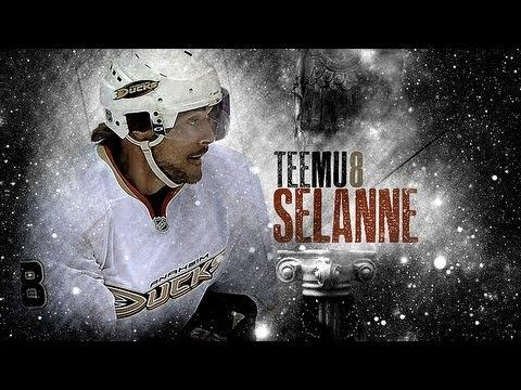 Greatest Hockey Plays By Teemu Selanne