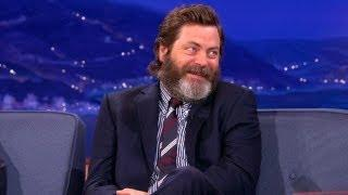 Romance Tips From Nick Offerman