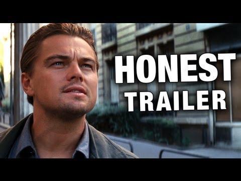 Parodies - Honest Inception Movie Trailer