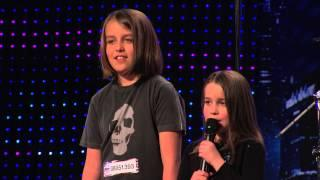 Aaralyn And Izzy Impresses The America's Got Talent Judges With Her Performance