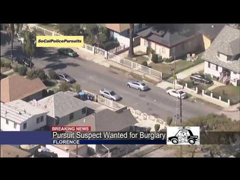 Crazy - Most Intense Police Chase In Southern California