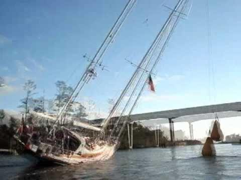 Awesome - How To Get An 80' Rig Through The 65' Bridge