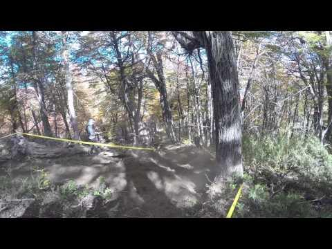 Mountain Biker Eats Dirt - Fail