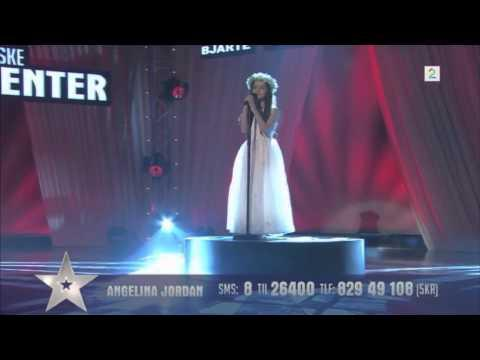 Angelina Jordan's Cover Of Bang Bang - My Shot Me Down On Norway's Got Talent